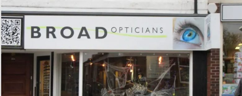 Opticians Alsager